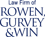 Law Firm of Rowen, Gurvey & Win